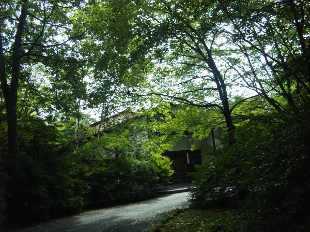 旧軽井沢周辺を散策